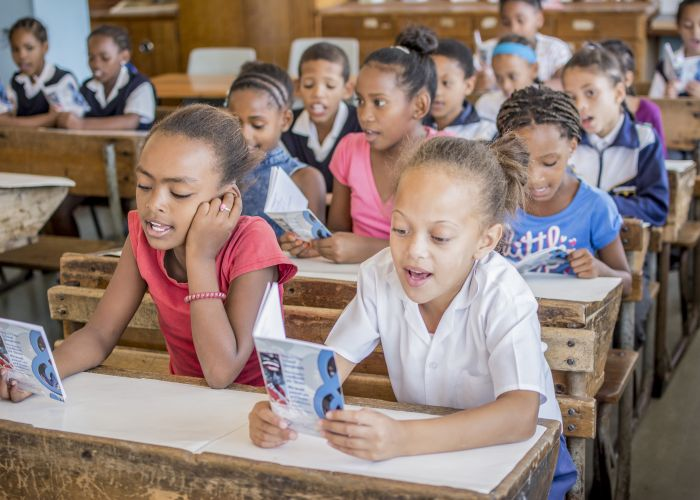 Addressing Sexual Violence against young girls in Schools in South Africa