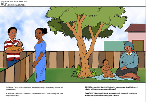 Sikhula ndawonye is a locally relevant, culturally appropriate parenting programme that aims to promote effective parenting practices and maternal coping skills.