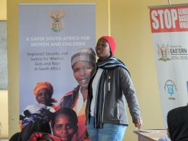 A Safer South Africa for Women and Children - Profile Image