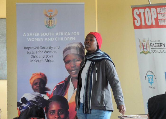 A Safer South Africa for Women and Children