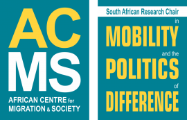 African Centre for Migration & Society (ACMS) - Profile Image