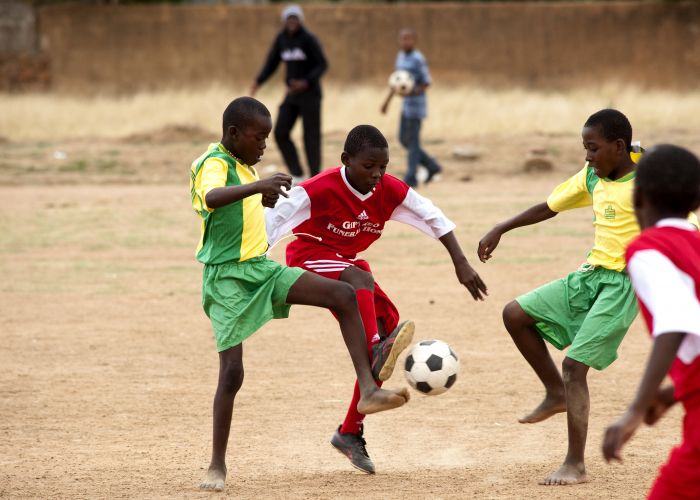 Youth Development through Football (YDF)