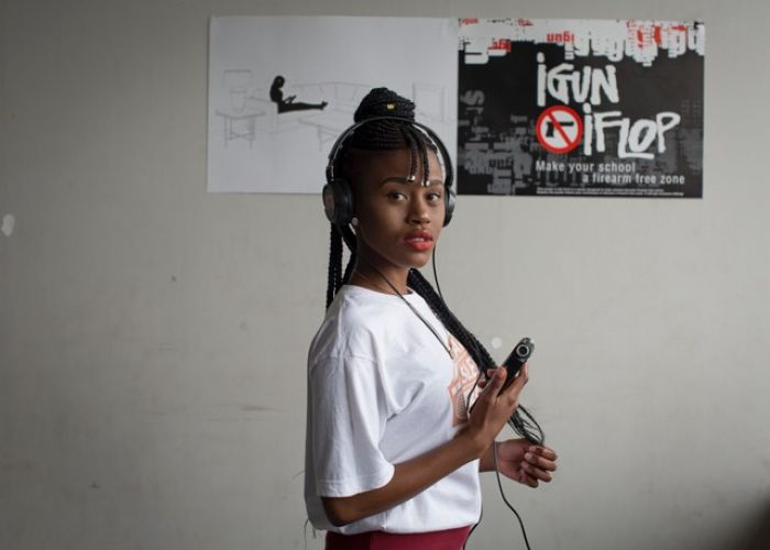 Building safer communities through youth-led radio initiatives in South Africa