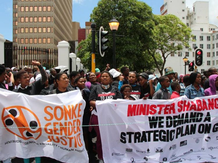 In a series of coordinated actions, thousands of South Africans took to the streets in late November to demand action from a government that has not prioritized the rape, battery and assault of thousands of its citizens each year.