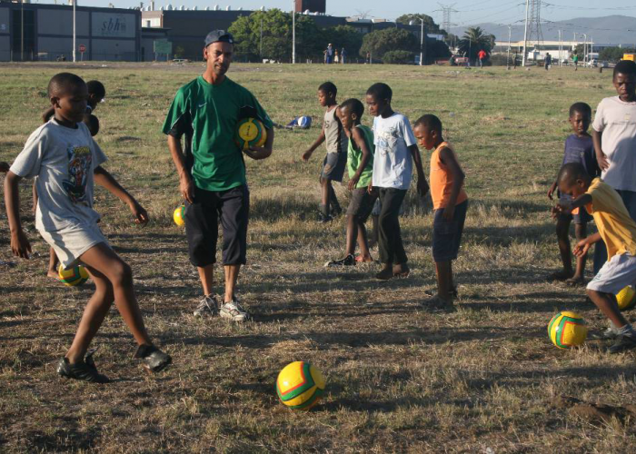 Cape Flats Soccer Development