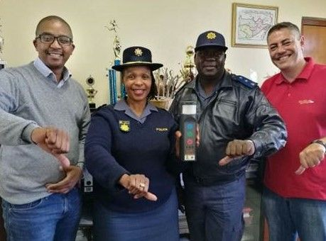 MeMeZa Community Safety partnering with Umlazi SAPS.